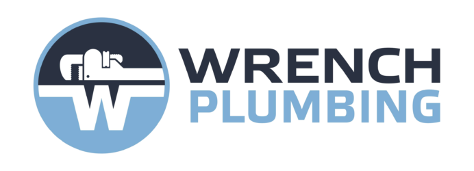 Wrench Plumbing Logo