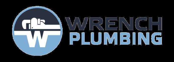 Wrench Plumbing Logo